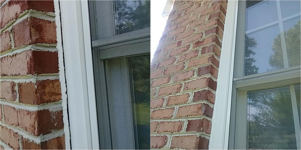 Window Caulk ~ Columbia, MD