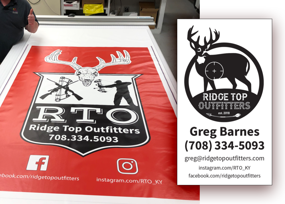 Logo, Banner and Business Cards