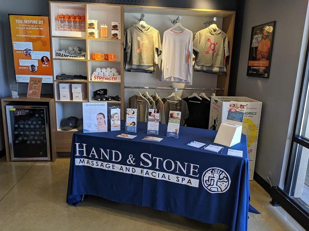 Hand & Stone of Elmhurst at Orange Theory