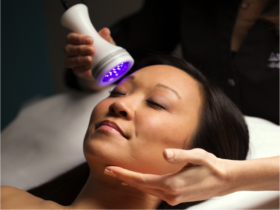 LED Skin Phototherapy Treatment