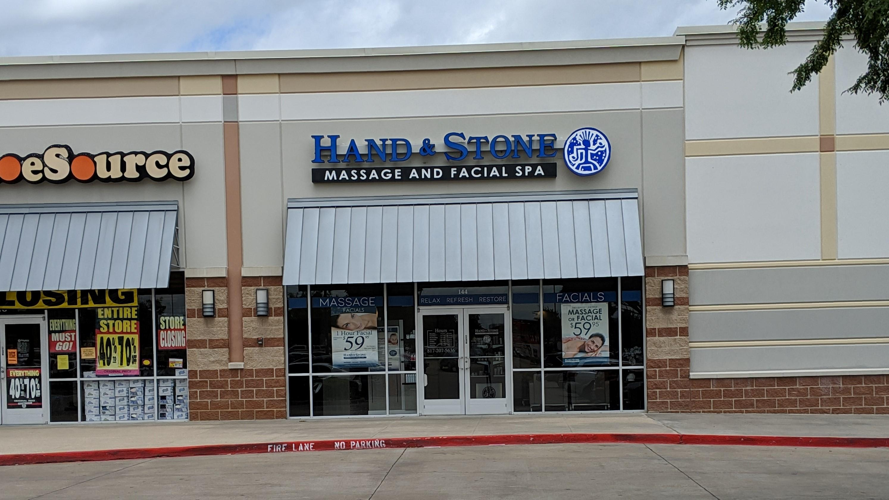 We are located in the heart of Burleson