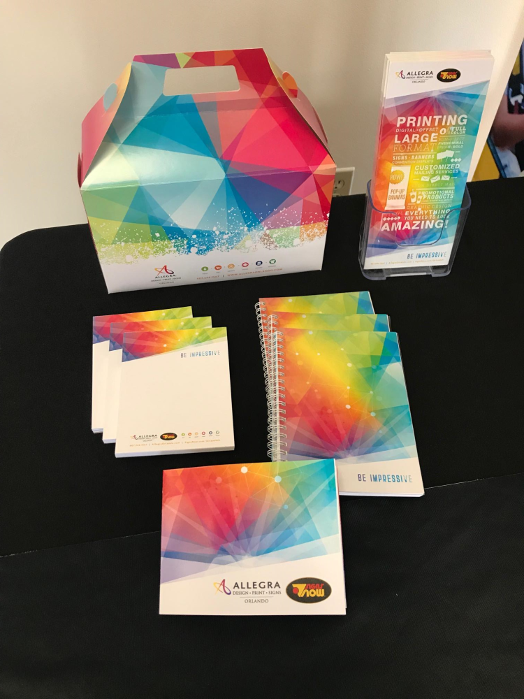 2019 Marketing Materials