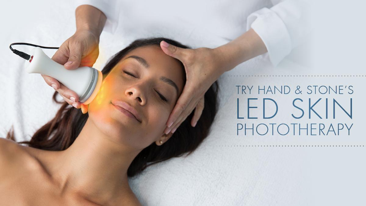 New Amber LED Phototherapy