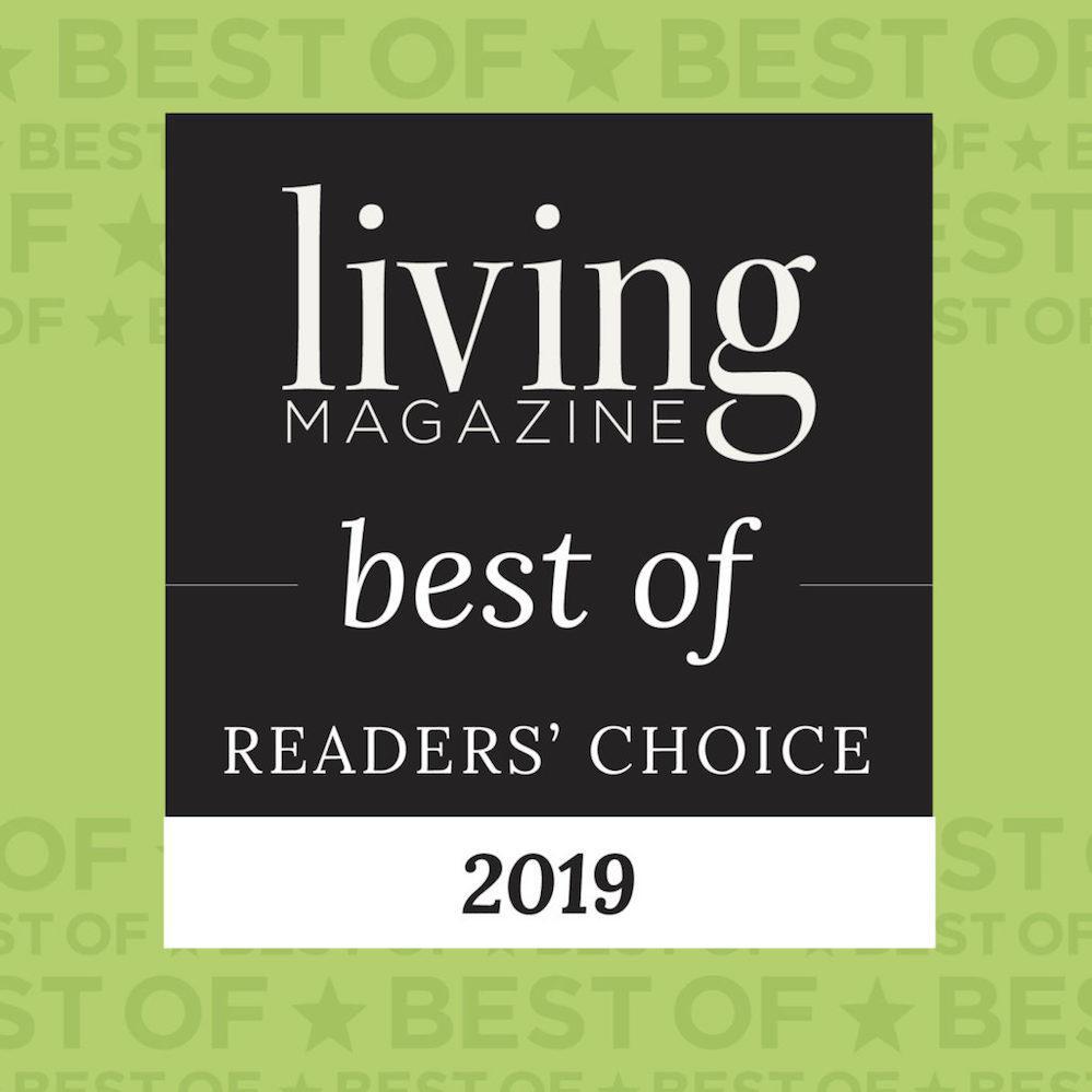 Living Magazine 2019 - Reader's Winner