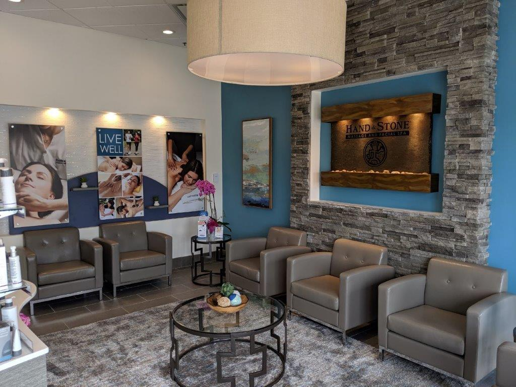 Relax In Our Comfortable Reception Area