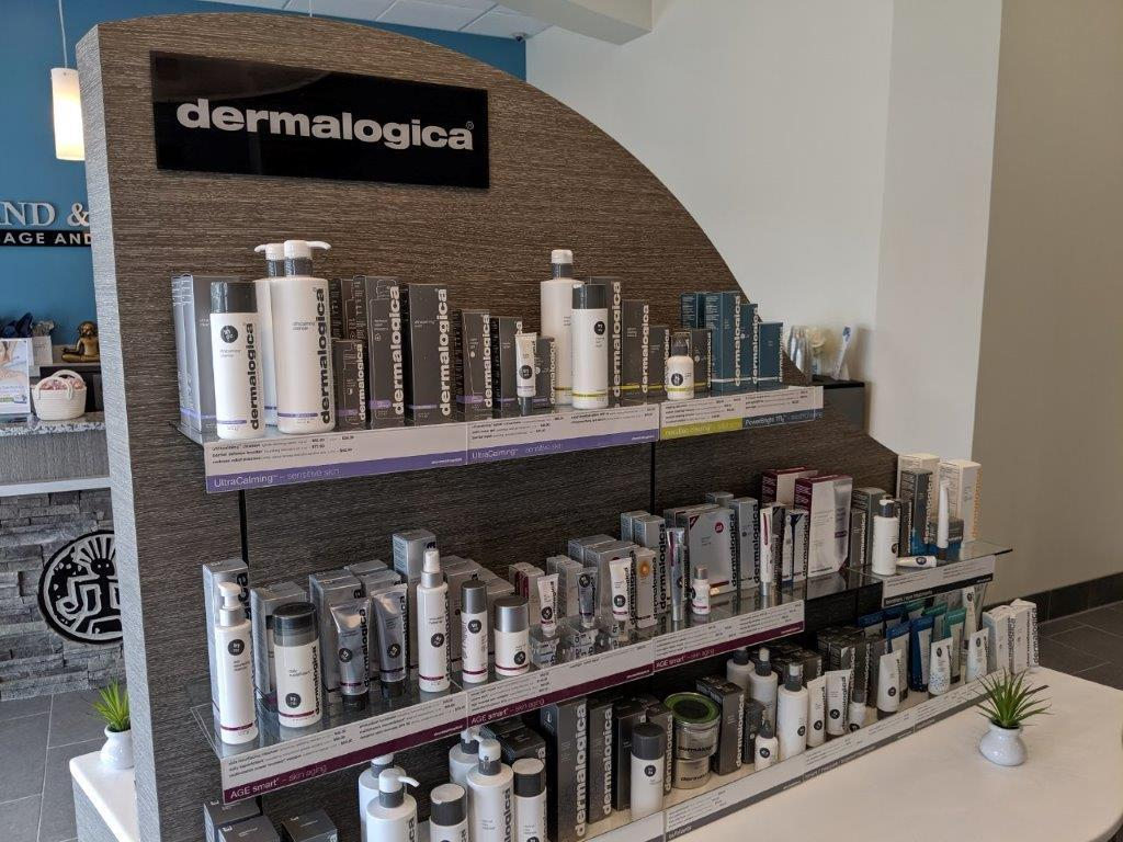 Enjoy excellent at home facial results with our Dermalogica line of products