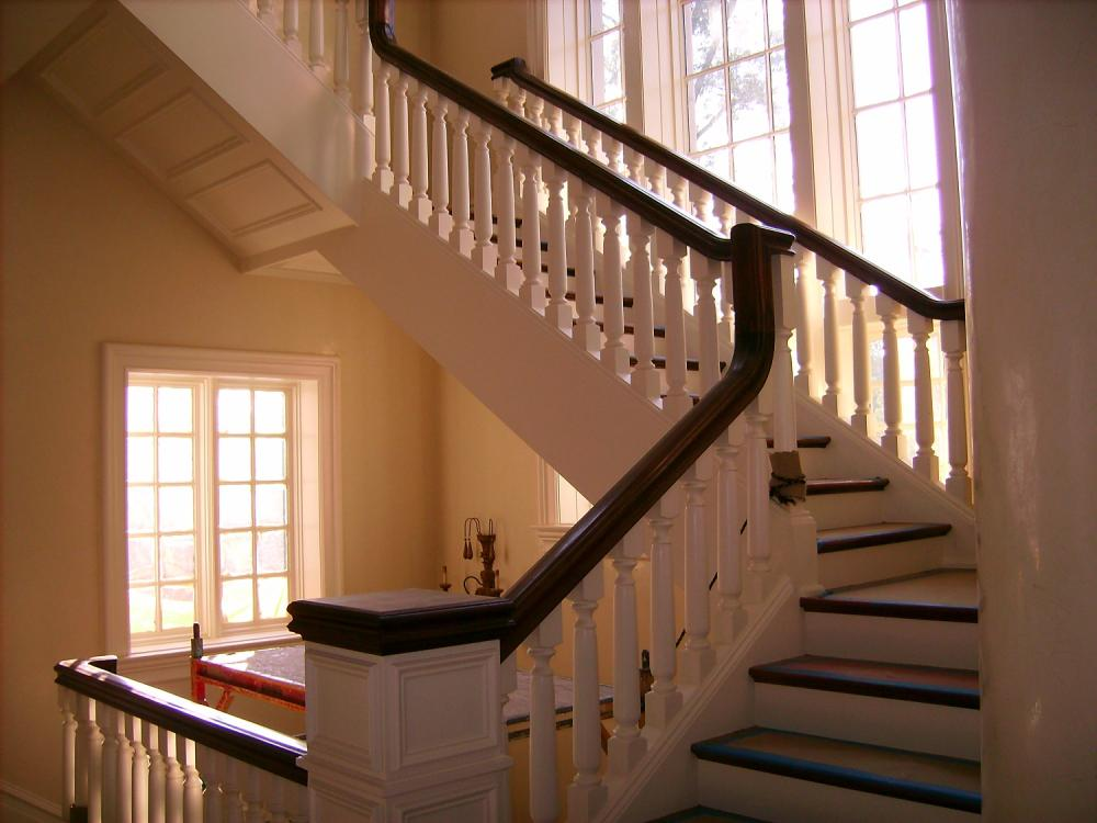 Staircase work in Davidson, NC