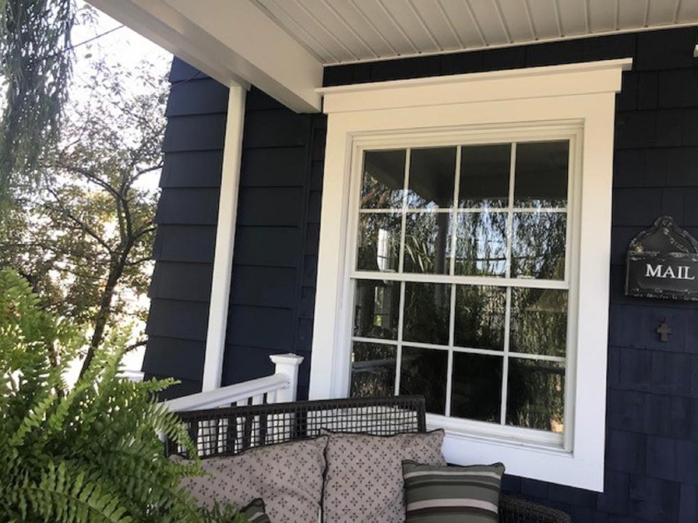 Window Trim and Header Installation in Forty Fort