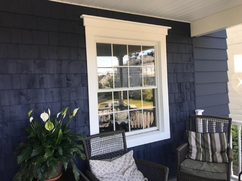 Exterior Window Trim Installation in Forty Fort