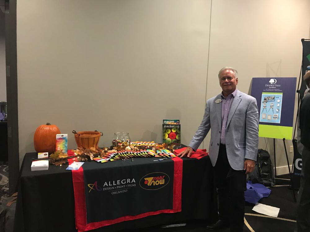 Allegra Orlando & Signs Now of Orlando