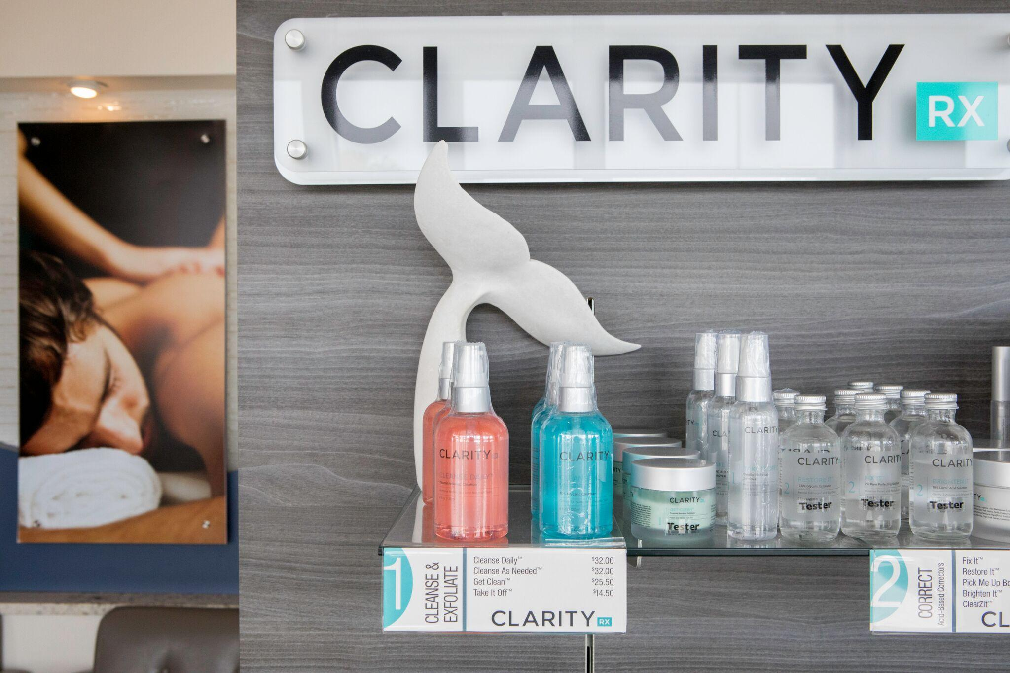 Clarity Product Display