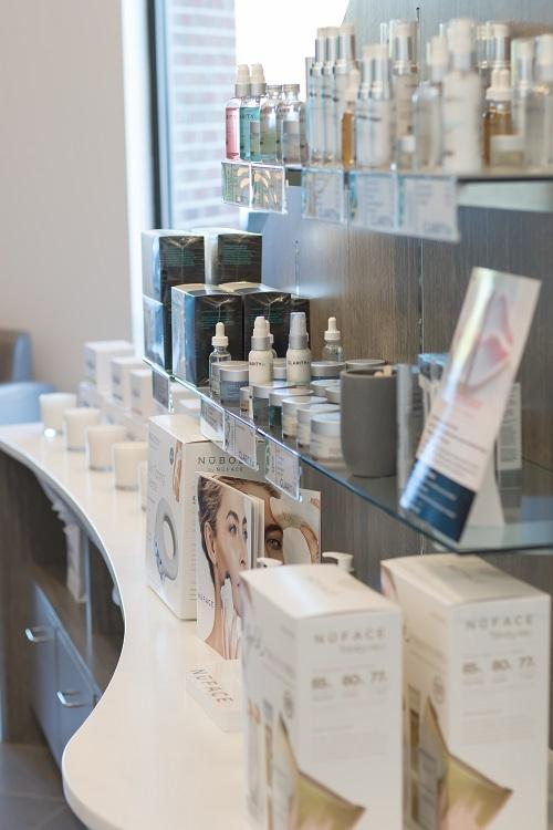 Nuface and Clarity Products