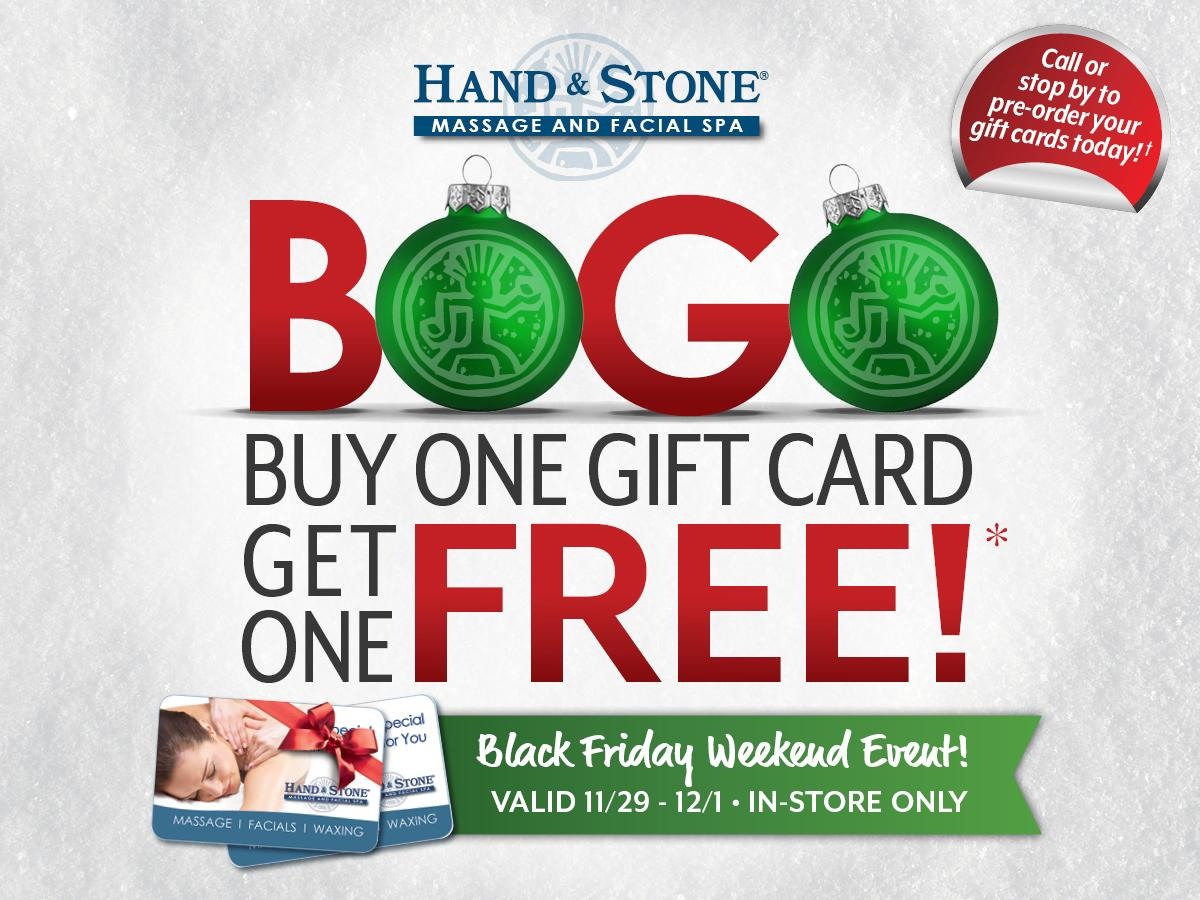 Our Black Friday BOGO Presale has started!