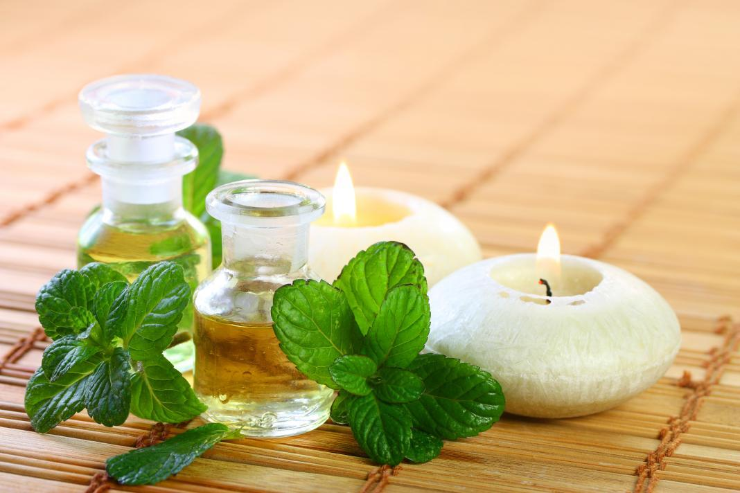 Refresh with Peppermint Aromatherapy