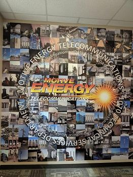 Motive Energy Wall Wrap