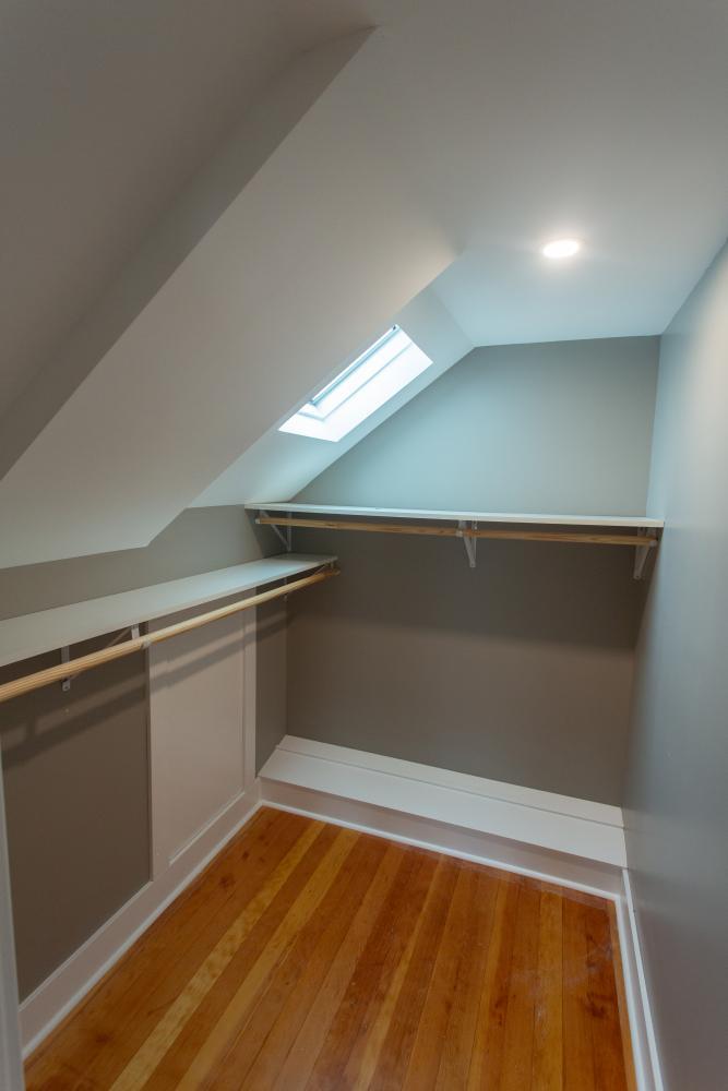 NE Portland Closet Remodel