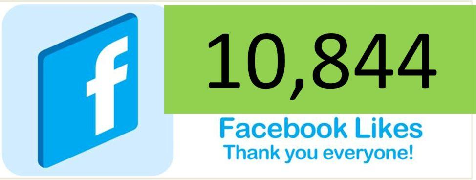 Facebook Likes!