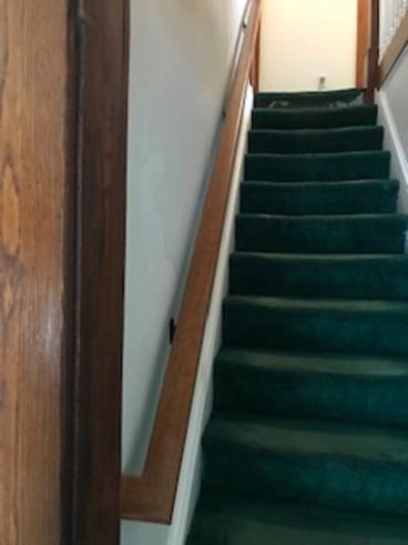 Wall Mounted Handrail Installed in West Wyoming
