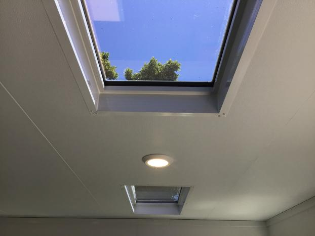 ConservaGlass skylights