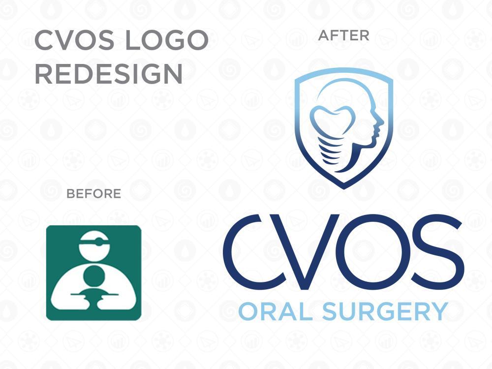 CVOS Logo Redesign