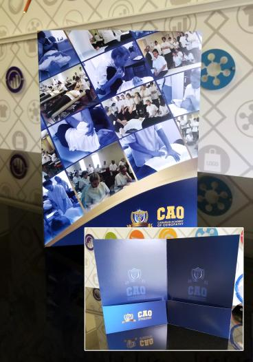 Canadian Academy of Osteopathy (CAO) Presentation Folder
