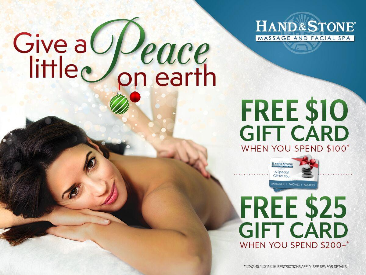 December Holiday FREE Gift Card Give-a-Way!
