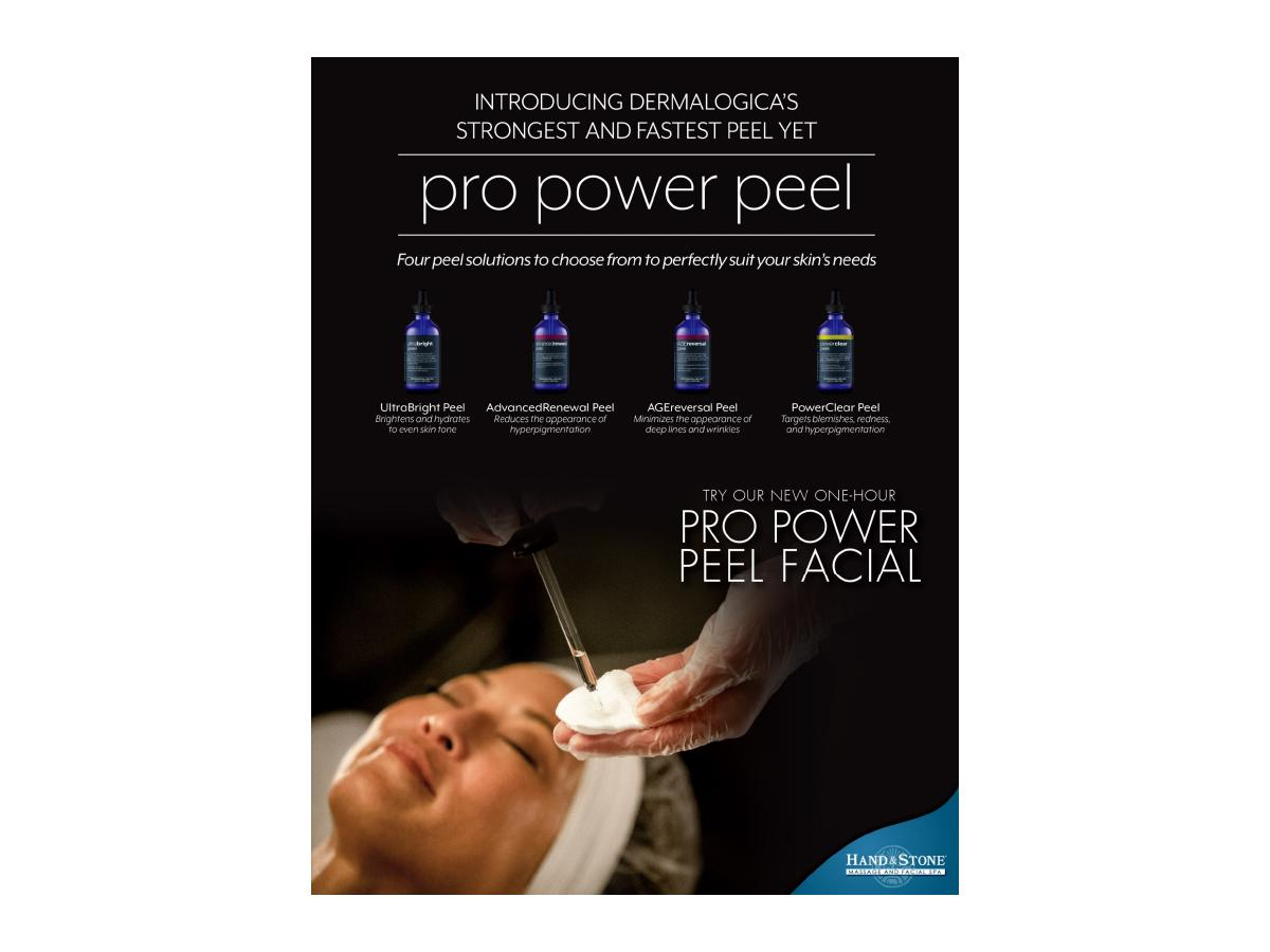 Dermalogica Pro Power Peel Facial