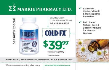 Markie Pharmacy postcard2