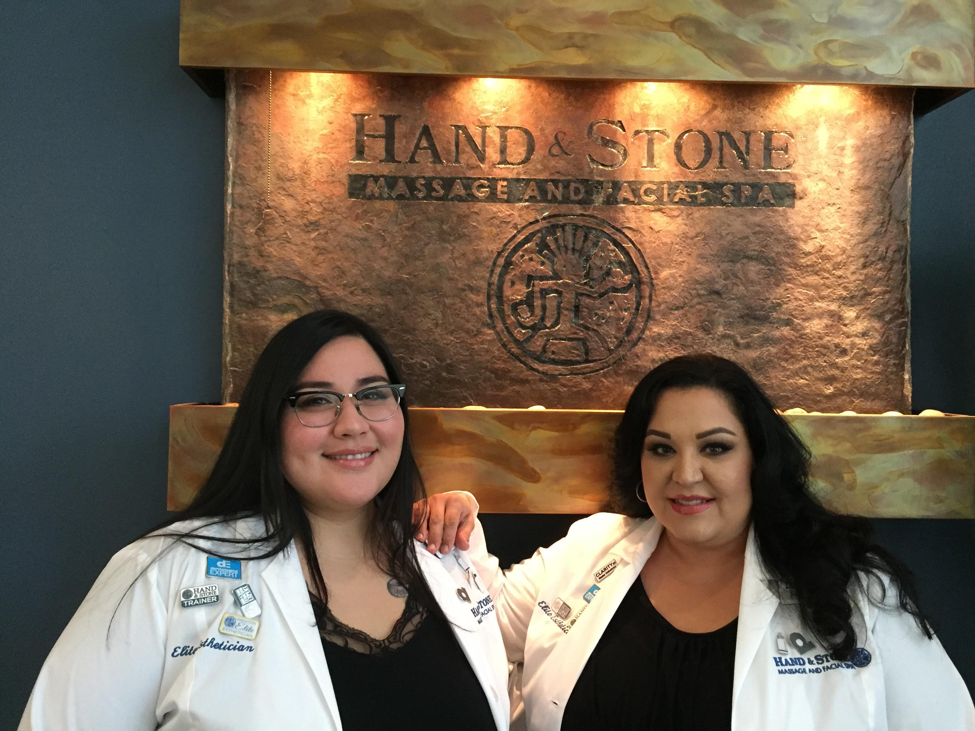 Congratulations Patricia & Patricia for your Elite Certifications!