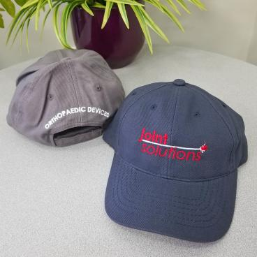 Joint Solutions Embroidered Hats