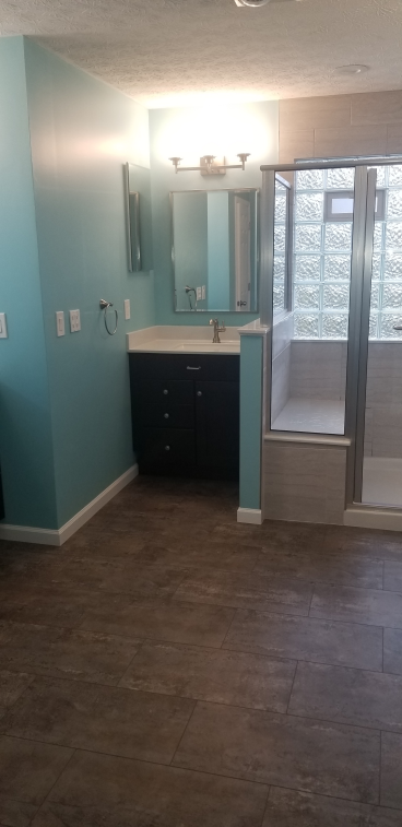Bathroom Remodel in Pickerington