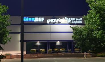 LED Warehouse Signs