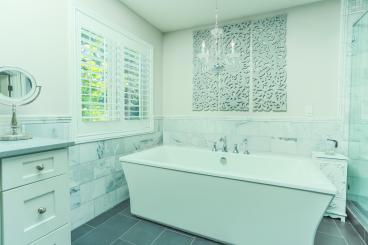 Bathroom Remodel in Lake Oswego