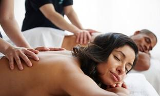 Couples Massage at Logan Square