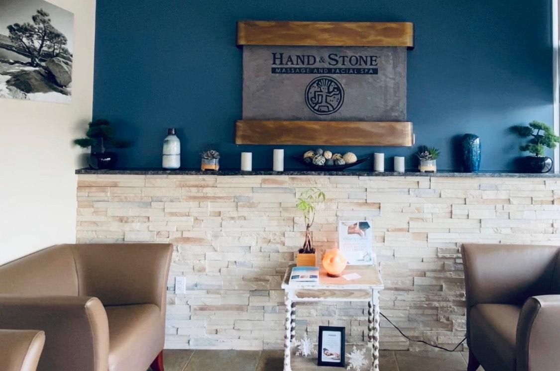 Hand and Stone Massage and Facial spa Leander
