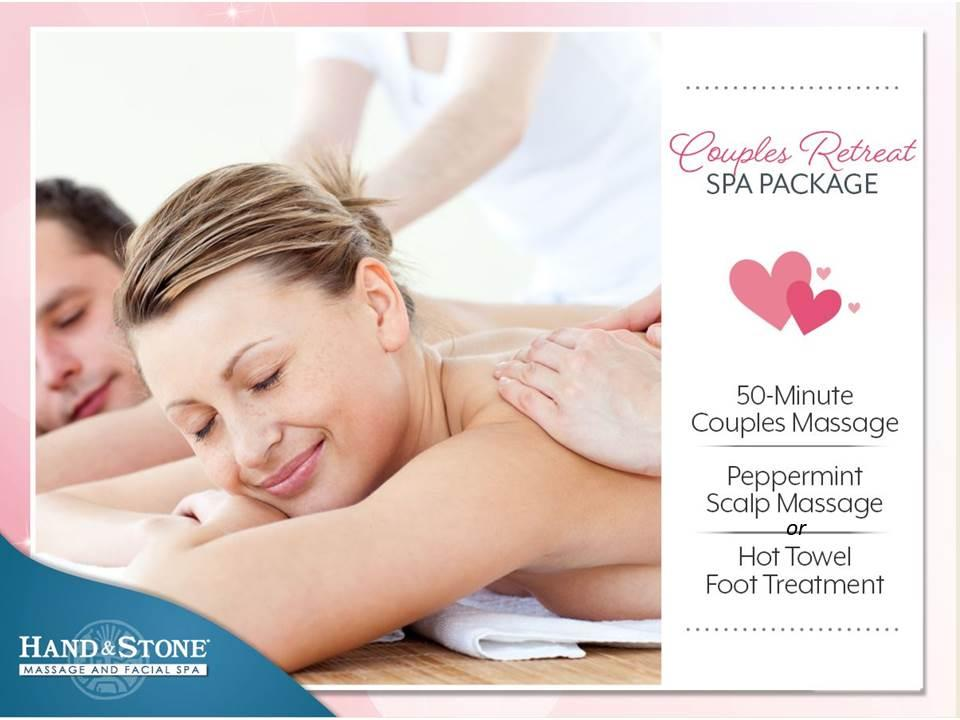 Book your Valetine's Day Couples Massage NOW!