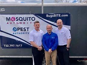 Owners of Mosquito and Pest Authority: Michael Heir, Christopher Madigan, Bryan Madigan