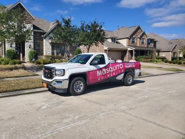 Mosquito Authority Trucks