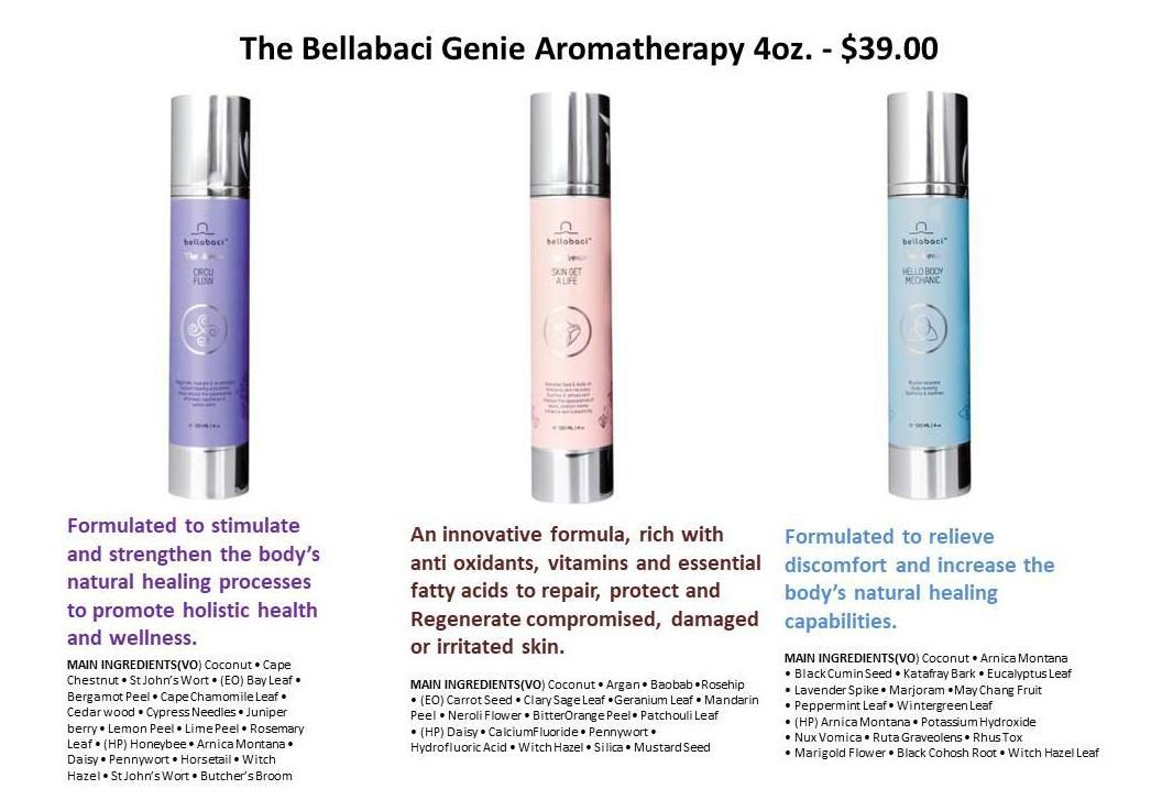 Genie Aromatherapy Oils on Sale Now!