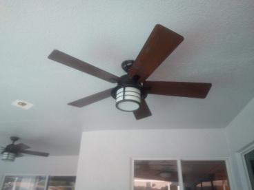 Patio ceiling fans