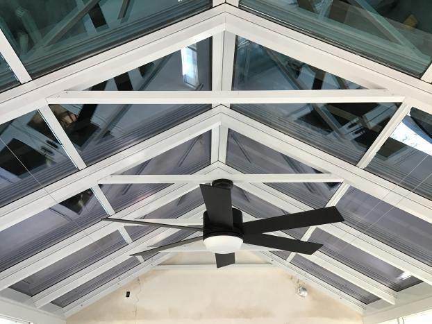 Conservatory roof system