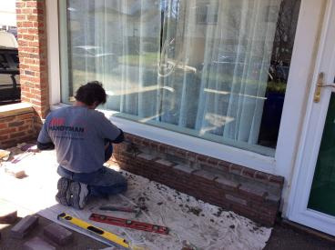 Ace Handyman Services of Wilkes-Barre and Scranton Masonry Repair in Swoyersville