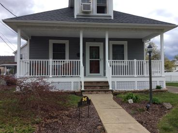 Ace Handyman Services of Wilkes-Barre and Scranton Porch Remodel in Swoyersville