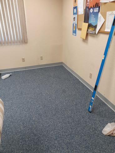 Drywall repair & Repaint job After