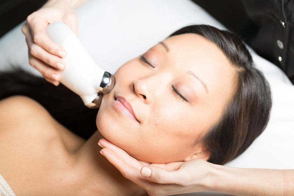 NuFace Facial at Hand & Stone Massage and Facial Spa