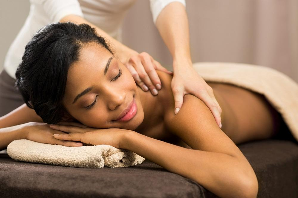 Relaxing Massage at Hand & Stone Massage and Facial Spa