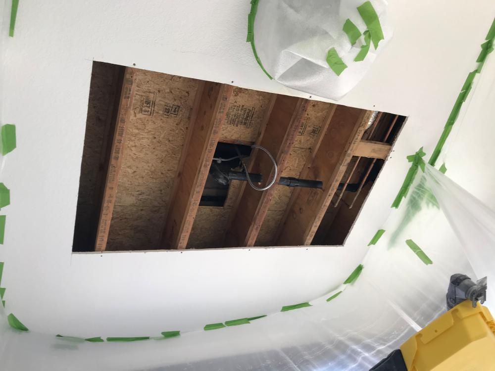 Repairing Jacuzzi Tub