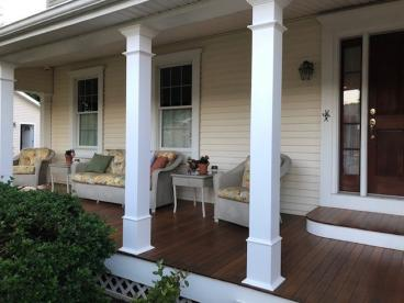 Porch Repairs in Exeter