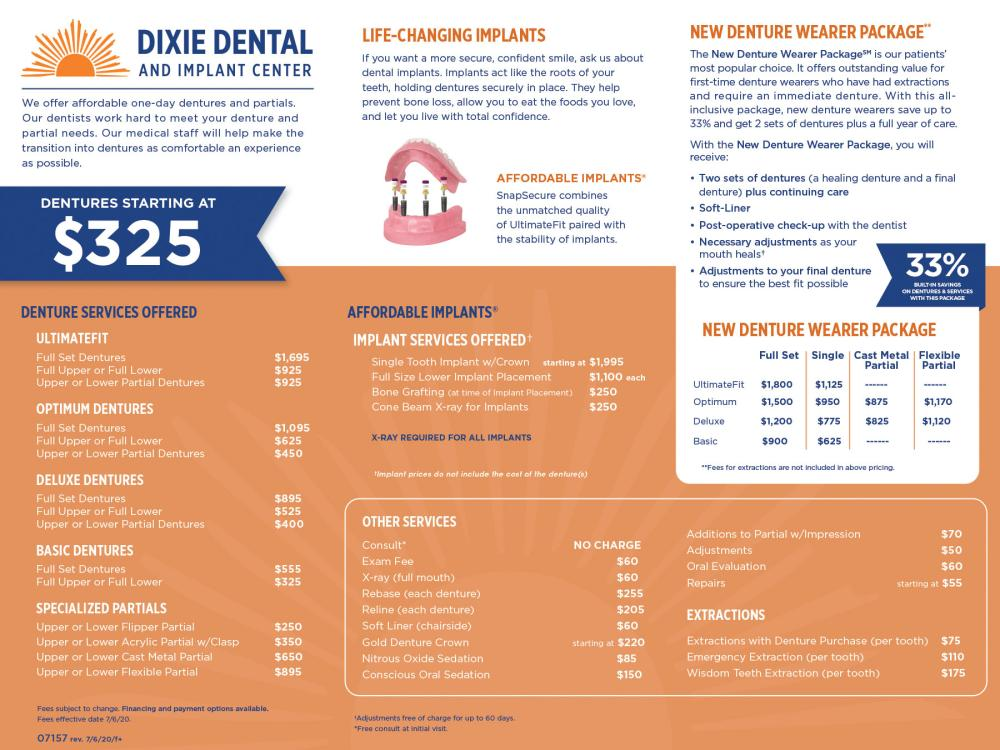 Dentist Dixie Dental Center Spanish Fort Al 36527