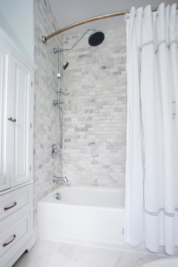 Bathroom Remodel in Bexley- After